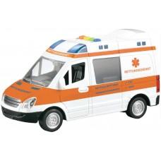 Ασθενοφόρο τριβής με φώτα και ήχους D/C 33112441