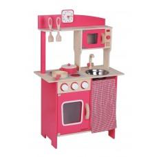 Κουζίνα Ξύλινη με Αξεσουάρ 47024587 Beeboo