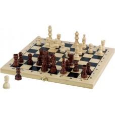 Natural Games Ξύλινο σκάκι σε κασετίνα 29Χ29εκ 61203796
