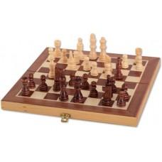 Natural Games Σκάκι Ξύλινο σε κασετίνα 61203800