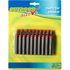 Βελάκια για Mega Shooter 20τεμ 72143833 Vedes