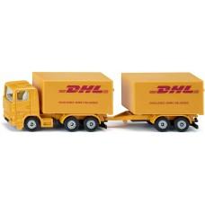 Siku DHL Truck with Trailer 1694